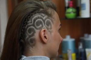Hair - тату