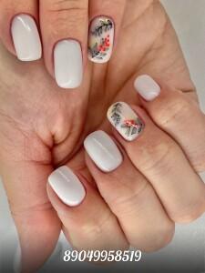 дизайн ногтей на руках