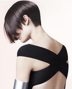 женская стрижка Sassoon