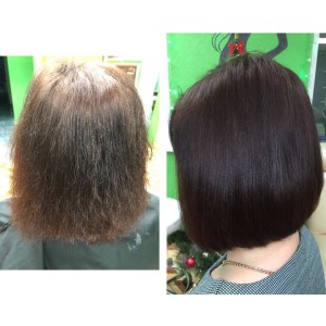 нанопластика волос 2