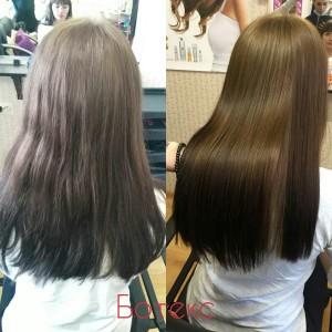 нанопластика волос 3